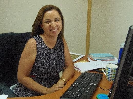 Sra. Pamela Inda Costa