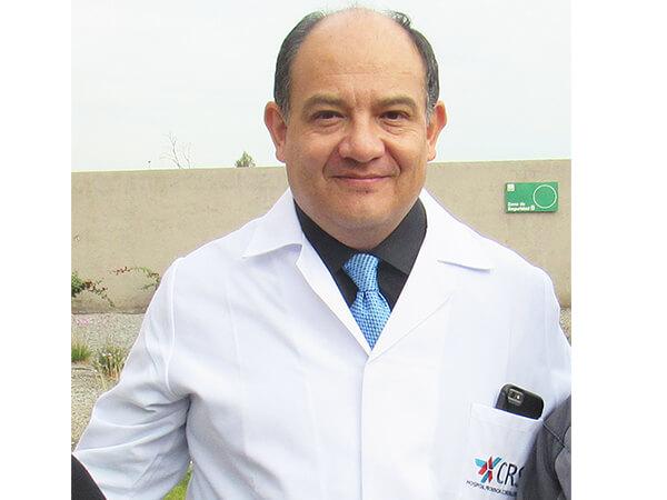 Dr. Luis Arteaga Jiménez